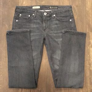 Adriano Goldschmied  Black Stevie jeans